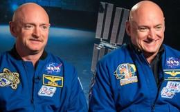 Phi hành gia sống trong không gian 1 năm, gien bị biến đổi khác biệt so với người anh em sinh đôi của mình