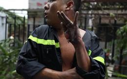Trong nỗi đau tận cùng của vụ cháy chung cư Carina, xin đừng quên nói cảm ơn tới những anh hùng cứu hỏa...