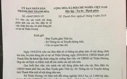 Thả trâu bò phải nộp 'phí đồng cỏ' ở Thanh Hóa: Yêu cầu trả lại phí cho dân trước ngày 30/4