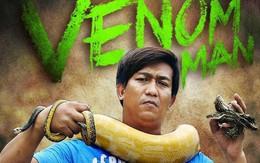 Kỳ lạ chàng trai cho rắn độc cắn mỗi ngày để tự tăng sức đề kháng với nọc độc