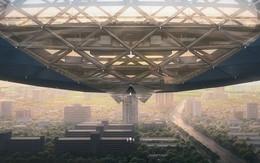 Trụ sở mới của ông trùm sản xuất drone DJI sẽ thách thức mọi định nghĩa về không gian làm việc