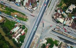 TP.HCM chi thêm 1.150 tỷ đồng hoàn thiện vòng xoay Mỹ Thuỷ ngay cửa ngõ ra vào cảng Cát Lái