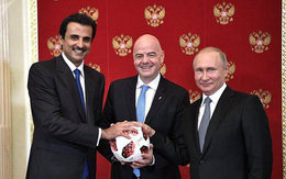 World Cup 2022 tại Qatar sẽ diễn ra vào mùa đông
