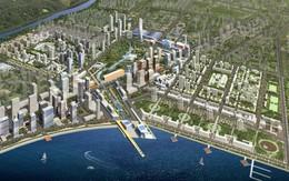 """Bên trong quận kinh tế """"không ô tô"""" 40 tỷ USD của Hàn Quốc"""