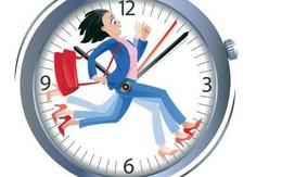 """Thời gian là tài sản quý nhất, chọn đúng """"khung giờ vàng"""" thì làm việc gì cũng đạt kết quả tốt, thành công cũng cứ thế mà đến sớm hơn"""