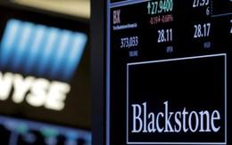 Công ty quản lý quỹ Blackstone dự kiến nắm 1 nghìn tỷ USD tài sản vào năm 2026