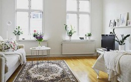 """Nàng độc thân """"gây sốt"""" với căn hộ nhỏ 32m2 đẹp mê ly"""