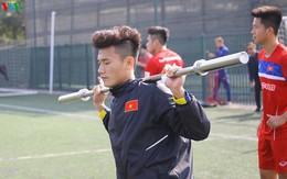 Ăn như thế nào, tập như thế nào để có thể lực sung mãn như các cầu thủ U23 Việt Nam?