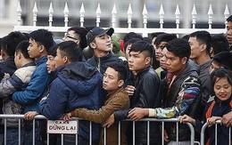 Công an Hà Nội sẽ soát vé trận chung kết lượt về Việt Nam-Malaysia
