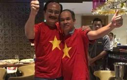 Việt Nam vô địch AFF Cup 2018, hàng ngàn người hâm mộ gửi lời tri ân đến bầu Đức