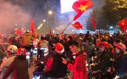 Trận chung kết AFF Cup là tác nhân khiến chất lượng không khí Hà Nội xấu đi