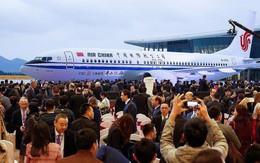 Boeing khai trương nhà máy đầu tiên tại Trung Quốc