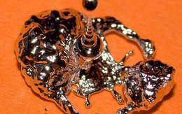 Khoa học chế tạo thành công kim loại lỏng: biến đổi được hình dáng, lập trình được, có thể dẫn điện
