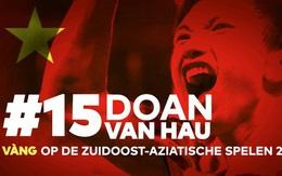 Heereveen vinh danh trọng thị Đoàn Văn Hậu sau chiến tích lẫy lừng ở SEA Games 30