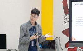 Founder trà đá Icetea: Từ cậu sinh viên bỏ ngang đại học đến 18 năm miệt mài làm công nghệ, đưa blockchain ra ánh sáng