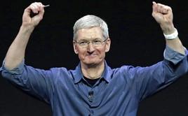 """Xem việc ngồi quá nhiều là """"bệnh ung thư mới"""" - toàn bộ nhân viên Apple Park được trang bị bàn đứng"""