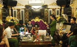 Phó Giám đốc ngân hàng bị bắt trong vụ chơi ma túy tập thể tại Hà Tĩnh
