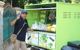 """Startup công nghệ """"giải cứu"""" những gánh hàng rong tại Indonesia: 9 tháng thu hút hơn 2.000 người tham gia, sản lượng hàng hóa tăng 600%"""
