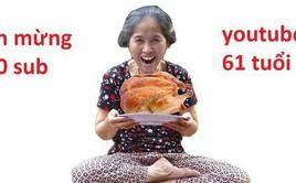 """Hiện tượng YouTube """"Bà già 61 tuổi"""" vẫn làm vlog ngầu như giới trẻ, 1 tuần kiếm triệu view và 45.000 sub"""