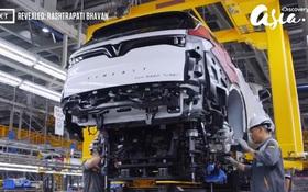 Discovery Asia vén màn bí mật thành công của VinFast: Đó không phải chiếc xe