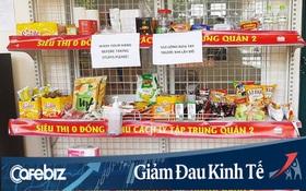 Siêu thị 0 đồng giữa khu cách ly COVID-19 ở Việt Nam: Cung cấp miễn phí mì Cung Đình, Coca Cola lạnh, dầu gội, sữa tắm… ai cần gì đến lấy, không phải trả tiền!