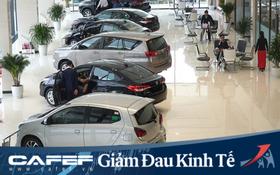 Giá liên tục giảm sâu, nhà máy đóng cửa, thị trường ô tô Việt ảnh hưởng nặng nề bởi dịch Covid-19