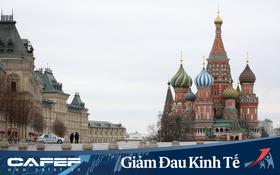 Tổng thống Putin cho dân Nga nghỉ nguyên lương đến hết tháng 4