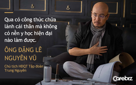 Bà Lê Hoàng Diệp Thảo tiết lộ: Trung Nguyên có chức danh