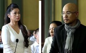 Trước phiên tòa ly hôn, bà Lê Hoàng Diệp Thảo bày tỏ:
