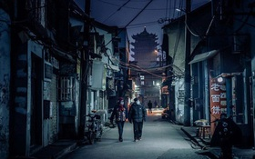 Phim tài liệu ngắn Đêm trường Vũ Hán gây sốt