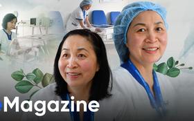 Nữ y tá Việt Nam và câu nói của phóng viên quốc tế: