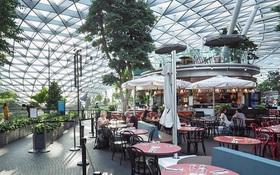 Các nhà bán lẻ, quán ăn của Singapore