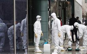 Hàn Quốc có ca tử vong thứ 10, số người nhiễm COVID-19 tăng lên 977