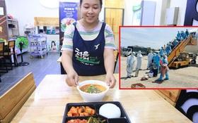Vụ đoàn khách Hàn Quốc chê