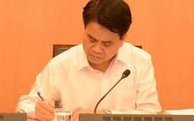 Hà Nội họp phòng chống dịch Covid-19: