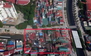 Ảnh: Con đường hơn nghìn tỷ ở Hà Nội 15 năm chưa làm xong