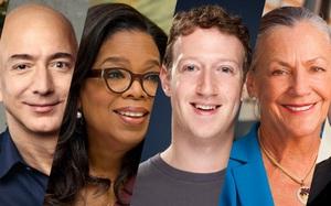 Những tiết lộ thú vị về 400 người giàu nhất nước Mỹ năm 2017