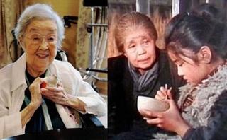Nữ diễn viên 'Oshin' qua đời ở tuổi 100