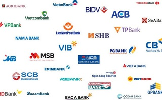 Miếng bánh thị phần tín dụng đang được chia lại