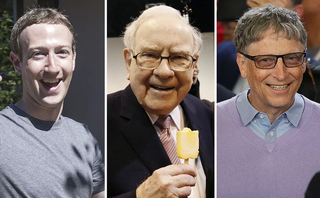 Warren Buffett 60 năm không đổi nhà, Bill Gates xài đồng hồ giá chỉ 200 nghìn đồng - Các tỷ phú giàu nhất thế giới sống đơn giản như vậy đó