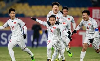 Cảm xúc chỉ có trong bóng đá: Đau tim hơn cả phim kinh dị, vỡ òa vì hạnh phúc, tan chảy vì tự hào, U23 Việt Nam tổ quốc xin gọi tên các bạn!