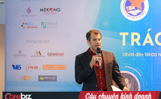 """CEO Mekong Capital kể về hành trình """"thay máu"""" văn hóa DN đầy chông gai: Tự tin chỉ cần 4 ngày là thay đổi mọi thứ nhưng thực tế phải mất đến 3 năm, nhận ra lãnh đạo là nguồn gốc của mọi vấn đề"""