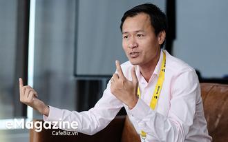 """Founder kiêm CEO Be Group: Tôi khởi sự cùng """"be"""" bởi lòng tự ái của một người Việt Nam và tin rằng """"be"""" sẽ có một chỗ đứng xứng đáng!"""