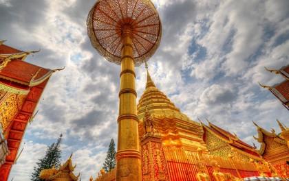 Du lịch Thái Lan học thiền