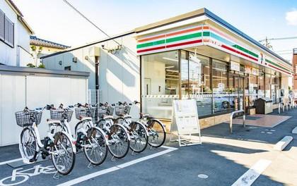 7-Eleven mở dịch vụ chia sẻ xe đạp: Tìm bằng smartphone, chọn xe ở 1 điểm, quẹt thẻ tín dụng, rồi trả lại ở bất kì điểm nào