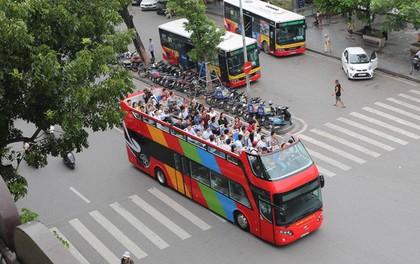 Hà Nội sẽ có tuyến xe buýt 2 tầng trước Tết Nguyên đán 2018