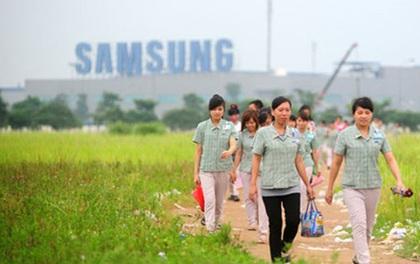 Samsung Việt Nam nói gì trước cáo buộc đối xử tệ bạc với các nữ công nhân?