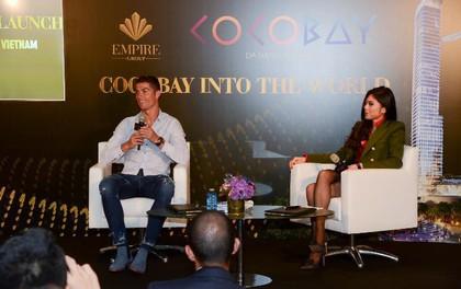 Doanh nhân Coco Trần đấu giá căn hộ tại Cocobay Đà Nẵng để làm từ thiện