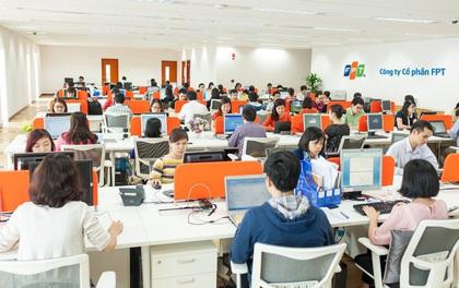 FPT đạt doanh thu gần 35.000 tỷ đồng sau 10 tháng
