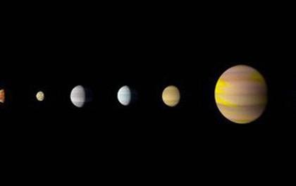 Phát hiện hệ sao 8 hành tinh giống hệ Mặt Trời nhờ dùng trí tuệ nhân tạo